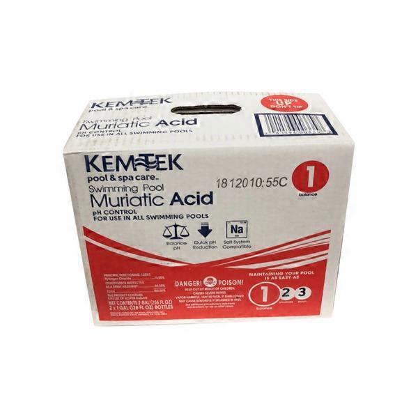 Chem Lab Products Inc  Pool Chemical Muriatic Acid (128 g