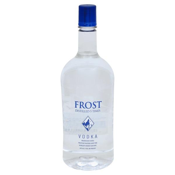 frost vodka albertsons