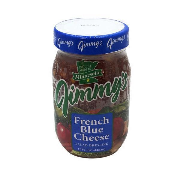 jimmy o s french blue cheese salad dressing 15 fl oz from cub