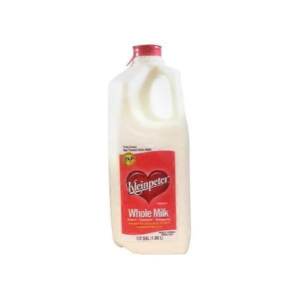 Kleinpeter Whole Milk