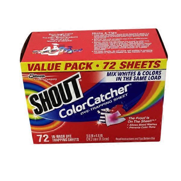Shout Color Catcher (72 ct) from Kroger - Instacart