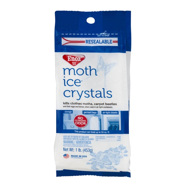 Enoz Moth Ice Crystals (1 lb) from Safeway - Instacart