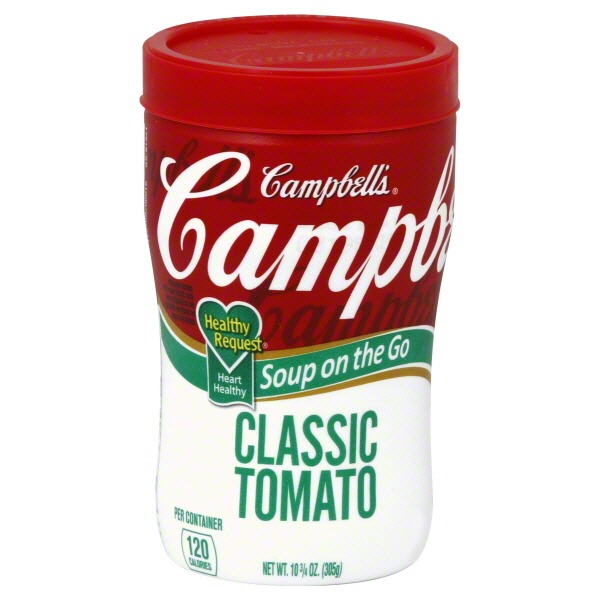 Campbells Soup On The Go Classic Tomato SOUP from Lowes Foods
