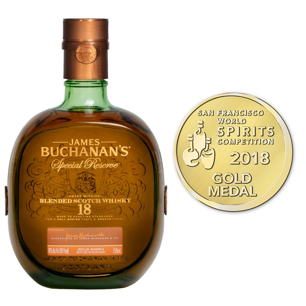 Buchanans Blended Scotch Whisky From Stater Bros Instacart