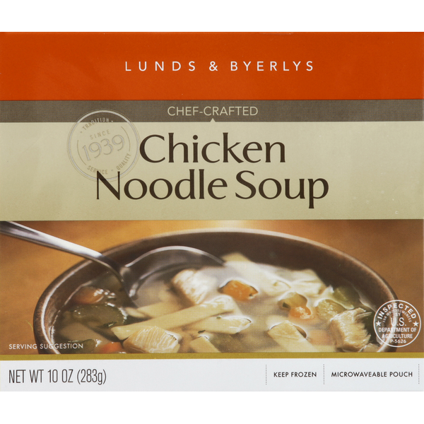 Frozen Soup At Lunds Byerlys Instacart
