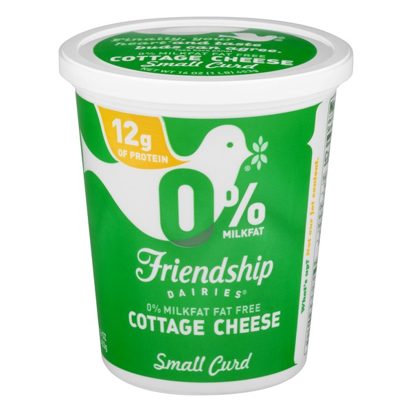 Miraculous Friendship Dairies 0 Milkfat Fat Free Cottage Cheese 16 Oz Download Free Architecture Designs Scobabritishbridgeorg