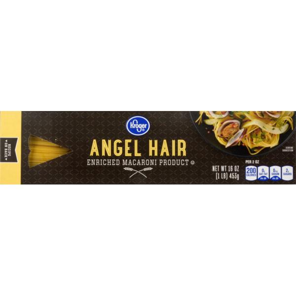Kroger Angel Hair Pasta 16 Oz From Kroger Instacart Zip Code Check