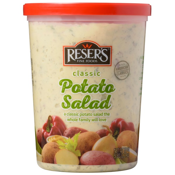 Resers Potato Salad (5 lb) from Costco - Instacart