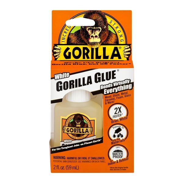 Gorilla Glue White Glue (2 fl oz) from Publix - Instacart