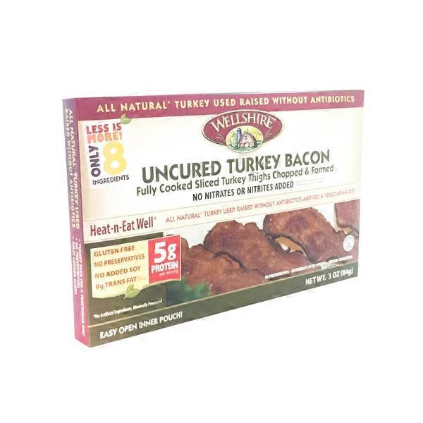 Whole Foods Turkey Bacon