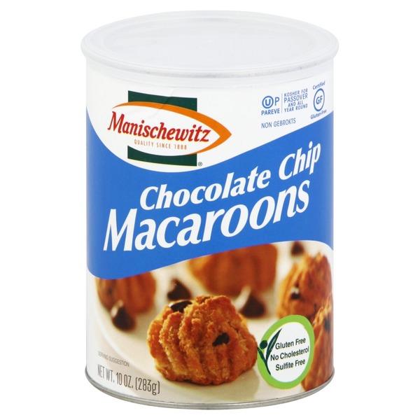 Manischewitz Chocolate Chip Macaroons