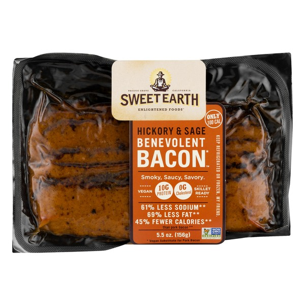 Sweet Earth Benevolent Bacon Hickory & Sage