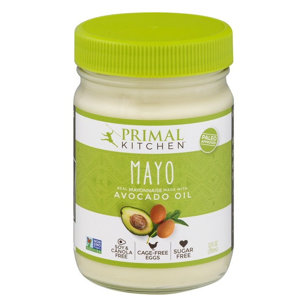 primal kitchen mayo with avocado oil from whole foods market