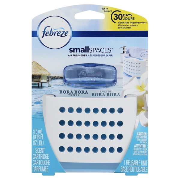 Febreze Small Spaces Bora Bora Waters Air Freshener from Target ...