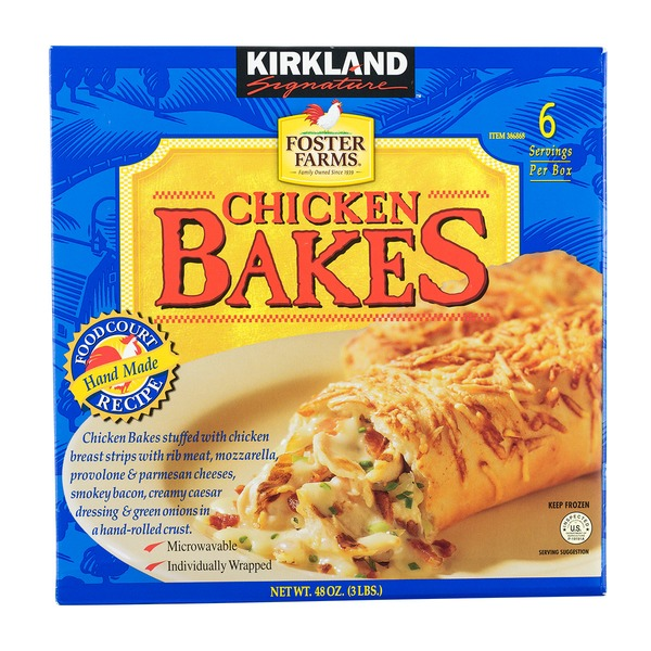 Kirkland Signature Chicken Bake, 8 oz (6 ct) from Costco Business