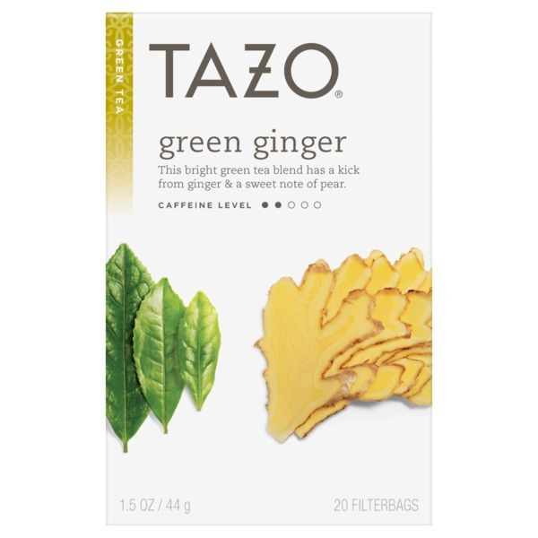 Tazo Tea Tea Bags Green Tea from Kroger - Instacart