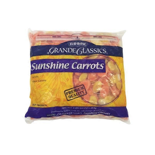 Grande Classics Sunshine Carrots