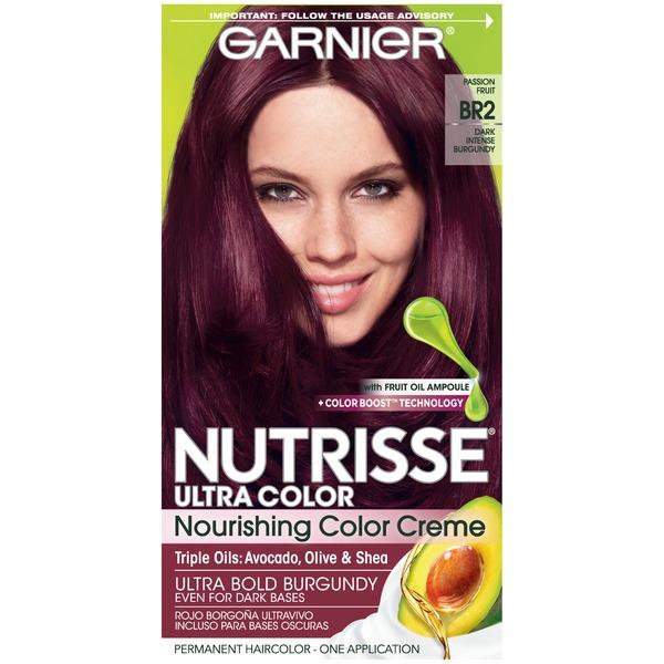 Nutrisse Ultra Color Nourishing Color Creme Br2 Dark Intense