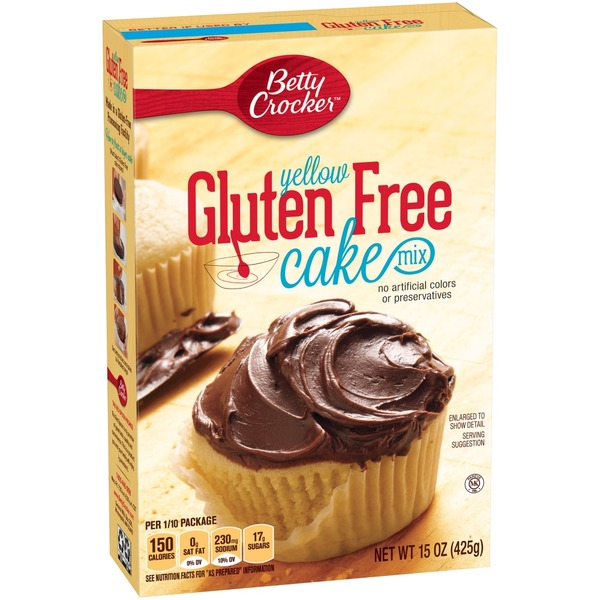 Gluten Free Cake At Fred Meyer