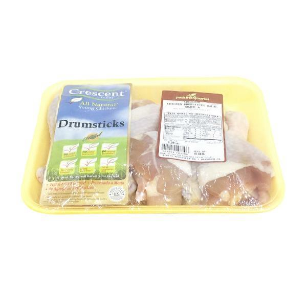 Crescent Chicken Drumsticks Halal (1 lb) from Pete's Fresh