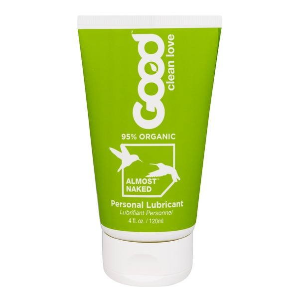 Good Clean Love Almost Naked Personal Lubricant from Food