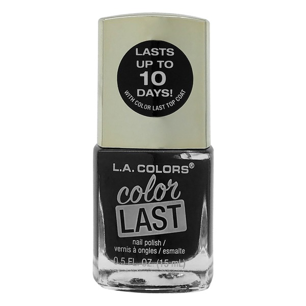 L A Colors Color Last Nail Polish Cnp85 Resentment 0 5 Fl Oz From