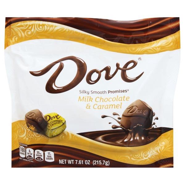 Dove Milk Chocolate Caramel 761 Oz From Randalls Instacart