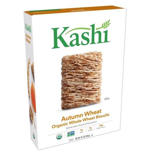 Kashi Breakfast Cereal Autumn Wheat