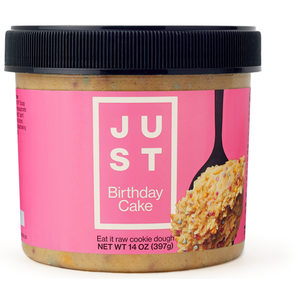 Just Cookie Dough Birthday Cake 14 Oz From Publix