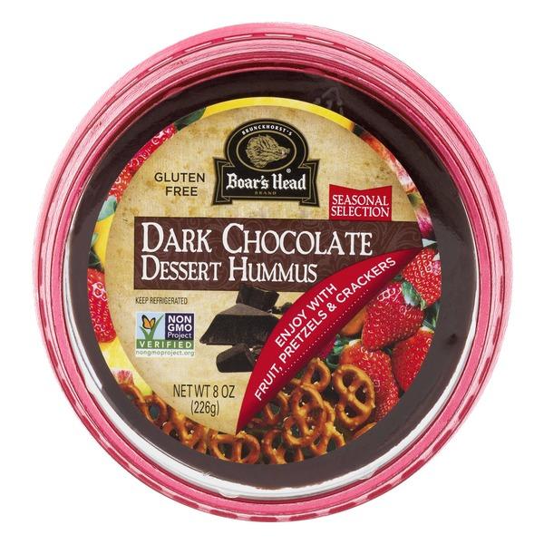 Boars Head Dark Chocolate Dessert Hummus