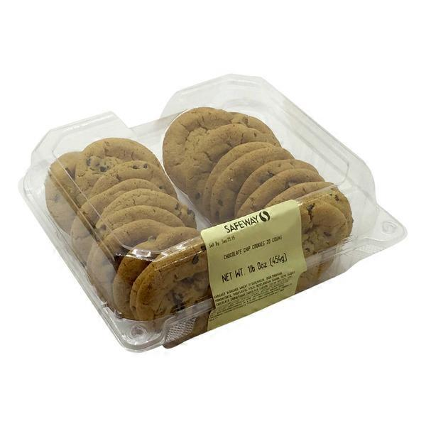 Signature Kitchens Chocolate Chip Cookies 1 Lb From