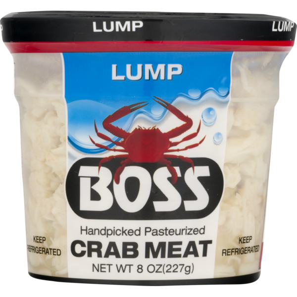 Hugo Boss Handpicked Pasteurized Crab Meat Lump