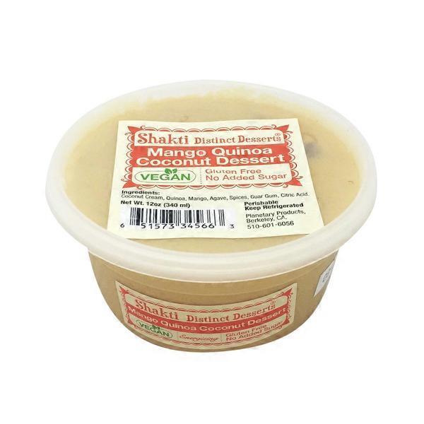 Shakti Mango Quinoa Coconut Dessert from Whole Foods Market ...