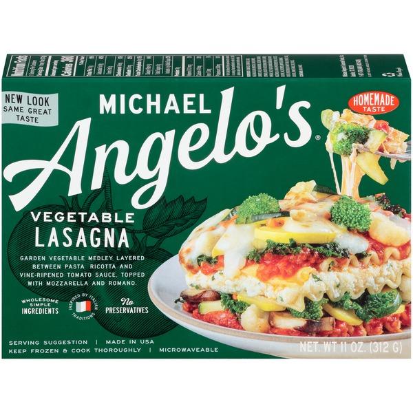 Michael Angelo\'s Vegetable Lasagna from ShopRite - Instacart