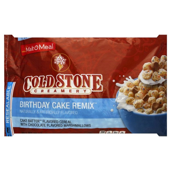 Malt O Meal Cereal Birthday Cake Remix 20 Oz From Food Lion