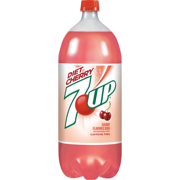 Diet 7up Cherry Soda From Publix Instacart