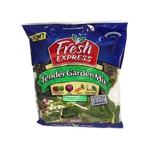 Fresh Express Tender Garden Mix (5 oz) from Safeway - Instacart