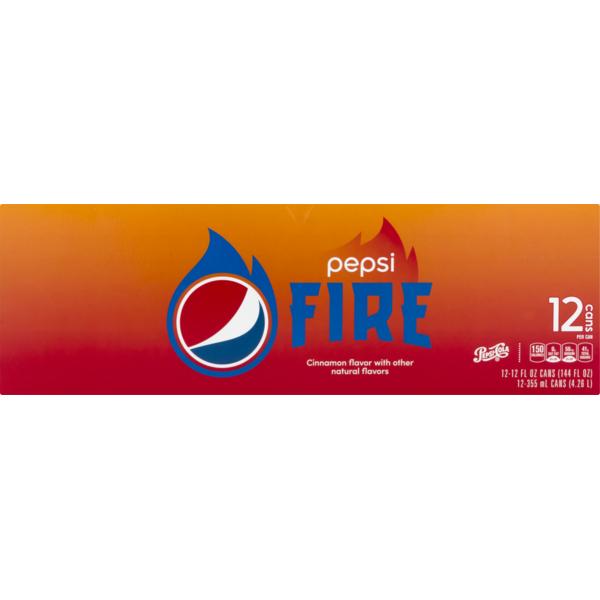 Pepsi Fire From Harris Teeter Instacart