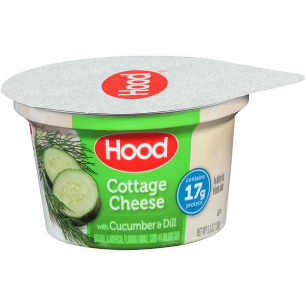 Super Hood Small Curd With Cucumber Dill Cottage Cheese 5 3 Oz Home Interior And Landscaping Palasignezvosmurscom