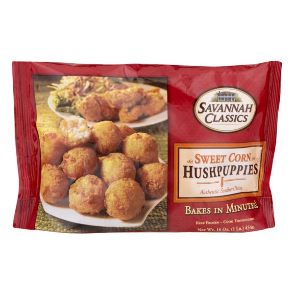 Savannah Classics Hushpuppies Sweet Corn 16 Oz Instacart