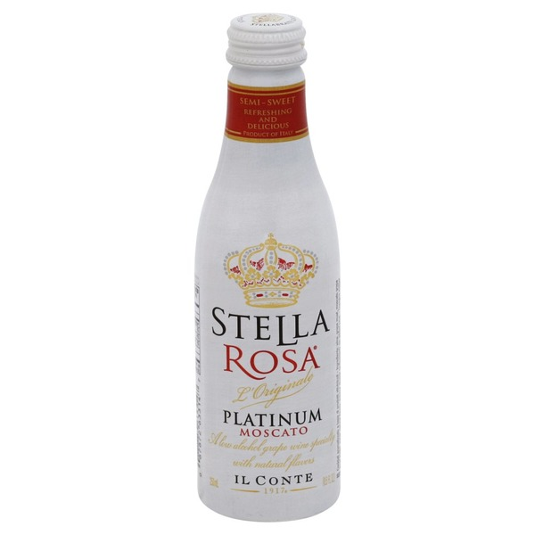 Stella Rosa Moscato Platinum Semi Sweet 250 Ml From Bevmo