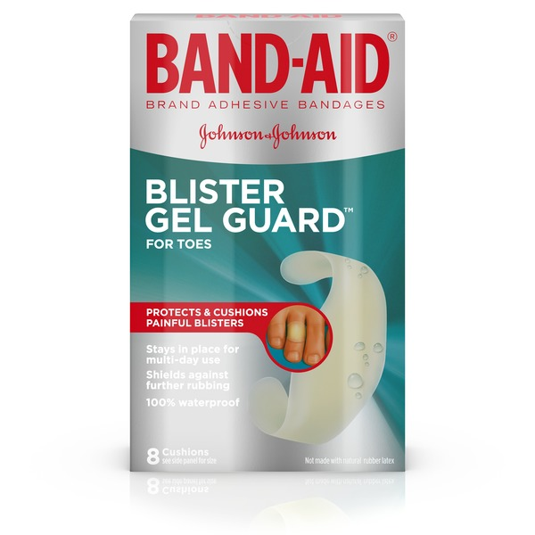 Band Aid Brand Advanced Protection Blister Adhesive Bandages For