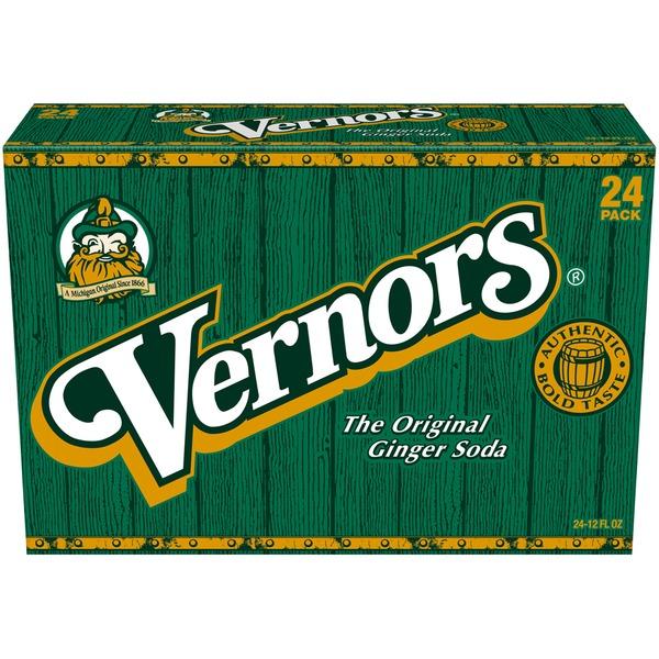 Vernors Ginger Soda (288 fl oz) from Kroger - Instacart