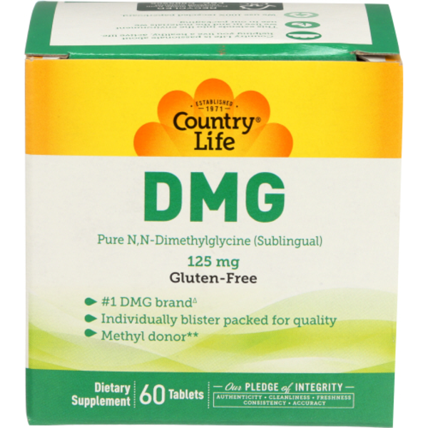 Country Life N N Dmg 125 (60 ct) from Sprouts Farmers Market