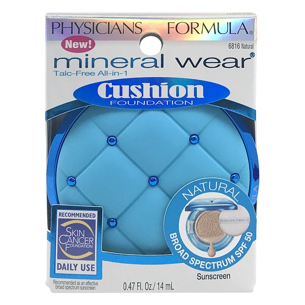 Physicians Formula Mineral Wear Talc Free All In 1 Cushion