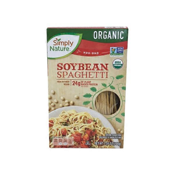 Simply Nature Soybean Spaghetti