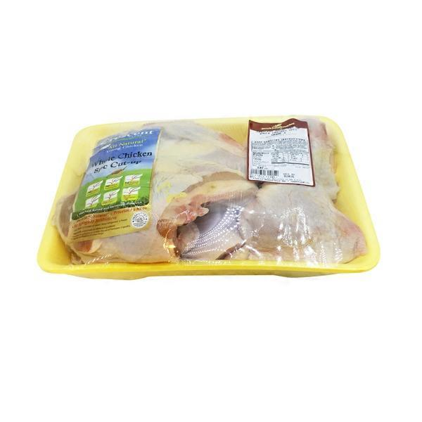 Crescent Halal Cut Up Whole Chicken (1 lb) from Pete's Fresh