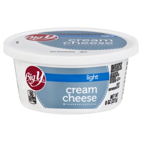 cream cheese at Big Y World Class Market Instacart
