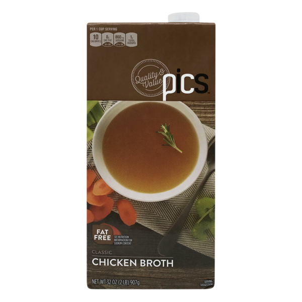 Chicken Broth At Price Chopper Instacart