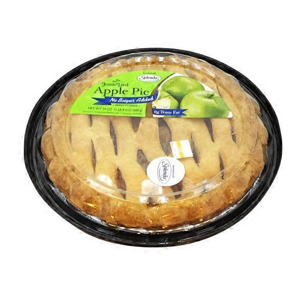 Jessie Lord No Sugar Added Apple Pie From Safeway Instacart